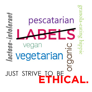 vegetarian vegan labeling
